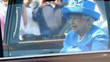 The Queen Was Reported To The Police For Not Wearing A Seatbelt