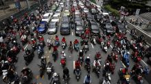 Thai protesters demand PM quit over COVID