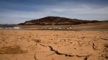 In pictures: How blistering heatwave is fuelling extreme 'mega drought' in western US