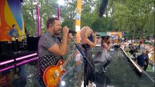 Little Big Town gives an exclusive performance of 'Rollin' in Central Park