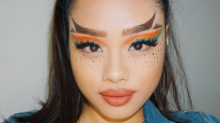 Les sourcils queue de poisson, la nouvelle tendance maquillage incompréhensible