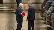 Former chancellor Philip Hammond attacks Boris Johnson's no-deal Brexit strategy