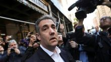Unsealed Michael Cohen Search Warrants Point To Trump's Knowledge Of Payoffs