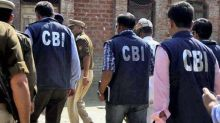 CBI seize photo albums, bank passbooks from former minister's residence, 2 detained
