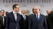 Israeli leaders' Nazi comments derail European summit