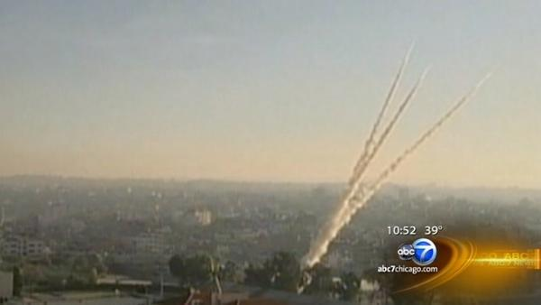 Gaza-Israel Conflict: Israel bombards Gaza Strip, shoots down rocket