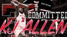 Texas Tech picks up Last Chance U star KJ Allen