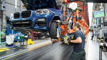 BMW Courts Trump's Favor by Showing Off Revamped, American-Made SUV