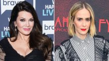 Lisa Vanderpump Shades Sarah Paulson After Actress Said She 'Wasn't That Nice': 'Not Sure I Know Her'