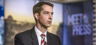 Cotton: 'I was not offended' by Trump's profanity