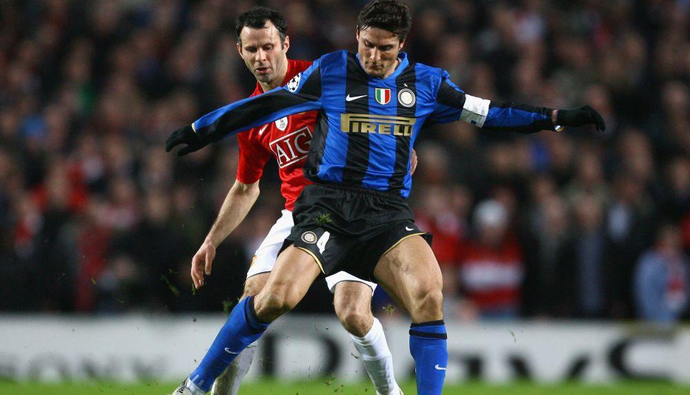 """Giggs rivela: """"Zanetti il miglior difensore, Ronaldo il più forte"""""""