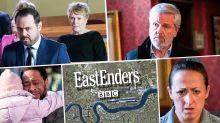Next week on 'EastEnders': Brian Conley debuts as Sonia's dad Terry, plus Bailey returns home (spoilers)
