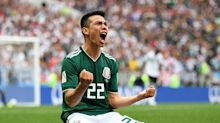 Mexico stuns Germany with 1-0 World Cup win