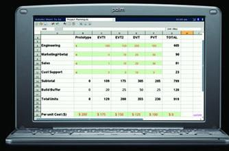 Palm chooses Wind River Systems for Foleo's Linux