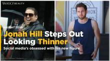 Jonah Hill Steps Out Looking Thinner and Social Media is Obsessed