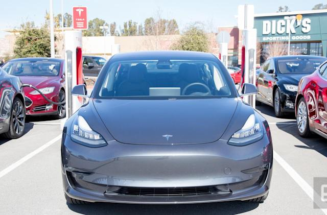 Tesla opens Model 3 orders to more people and trims prices