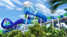 New Family Raft Slide Offers Three-in-One Thrills for Guests of All Ages
