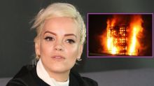 Lily Allen says she was axed from Newsnight for claiming 150 people died in Grenfell Tower
