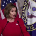 Pelosi says Trump has admitted to bribery