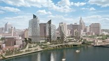 A miracle on the Mississippi? AECOM's dazzling St. Paul proposal is a long shot