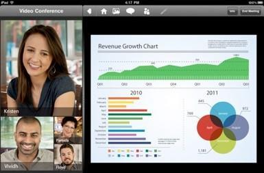 Fuze Meeting delivers multiparty video conferencing to iPad 2