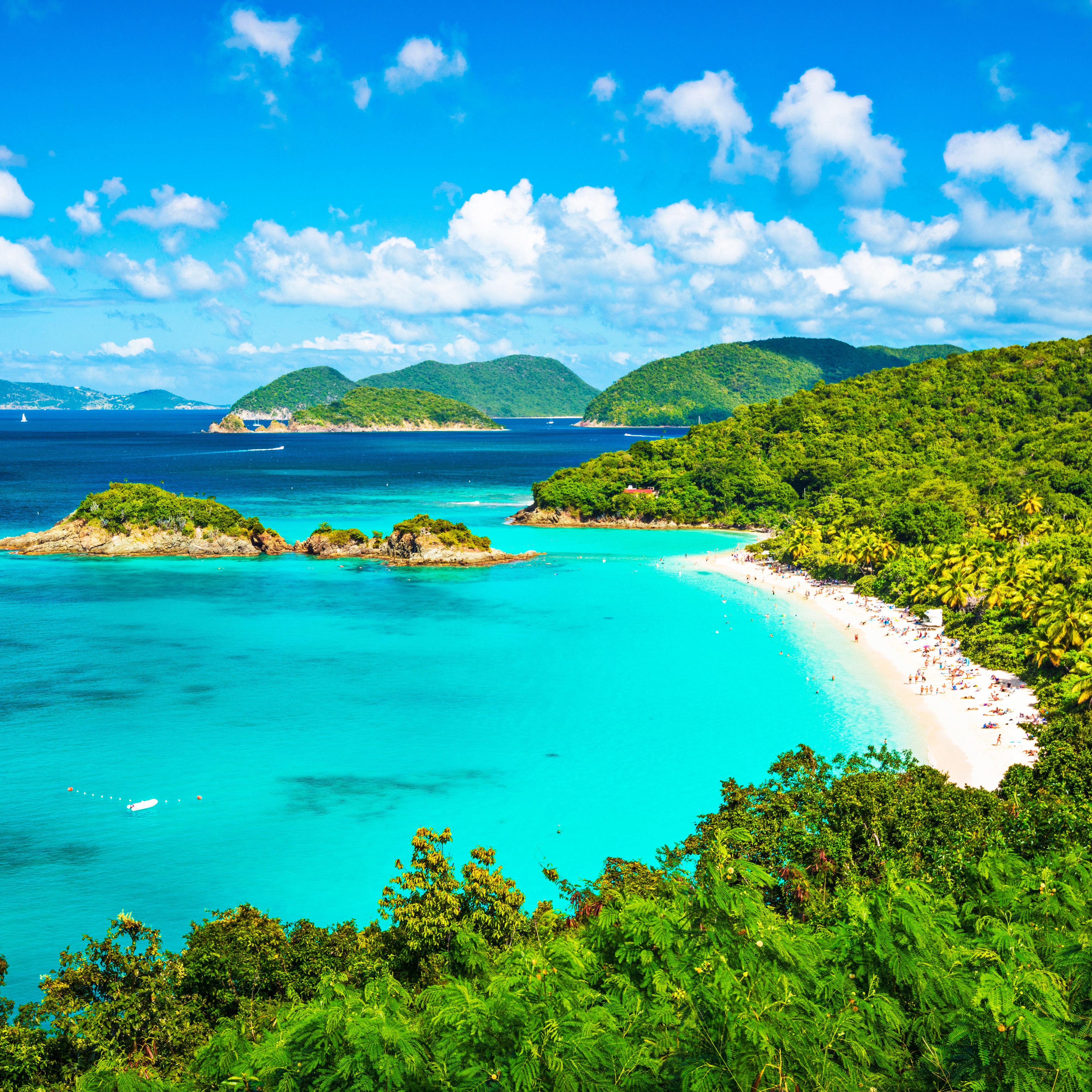 Plan A Trip To Us Virgin Islands