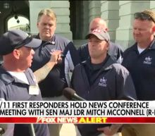 9/11 first responders: Mitch McConnell made a commitment to the 9/11 community