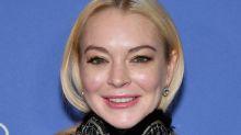 Lindsay Lohan wants to meet 'strong woman' Sarah Palin, according to her John McCain tribute