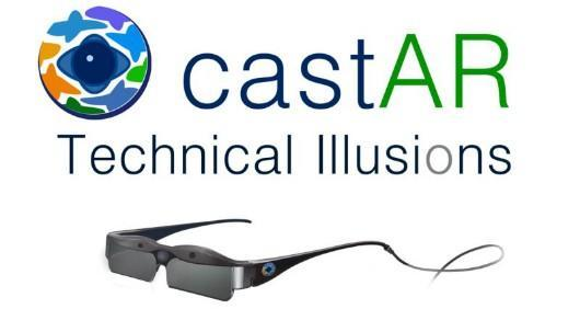 Hardware hacker spills on Cast AR 'projected reality' glasses, Valve