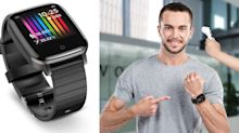 Smartwatch Blitzwolf é opção econômica com diversas funções