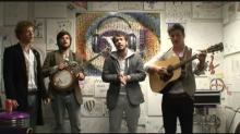#TBT: Mumford & Sons at Yahoo Music in 2009