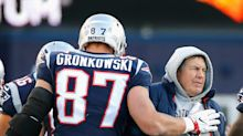 Rob Gronkowski hasn't talked to Bill Belichick since trade, but says 'the relationship is fine'