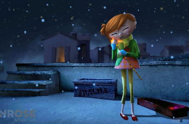 At Tribeca, this little VR match girl put Penrose on the map