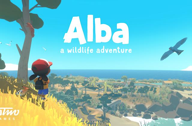 'Monument Valley' studio reveals 'Alba: a Wildlife Adventure'