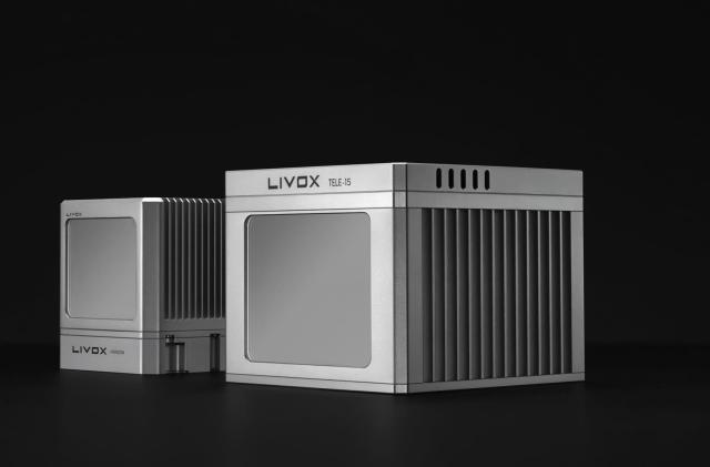 DJI's Livox gets into the automotive LiDAR game