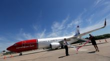 Norwegian Air shares jump as fleet deal, earnings ease pressure