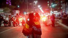 Al menos dos detenidos y dos heridos durante protestas en Brasil