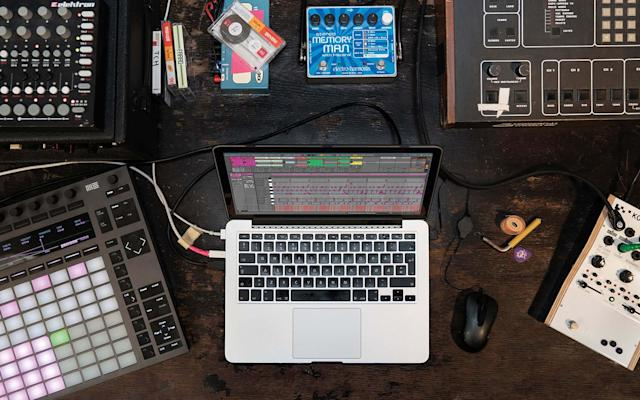 Ableton Live 10 is 25 percent off through Cyber Monday