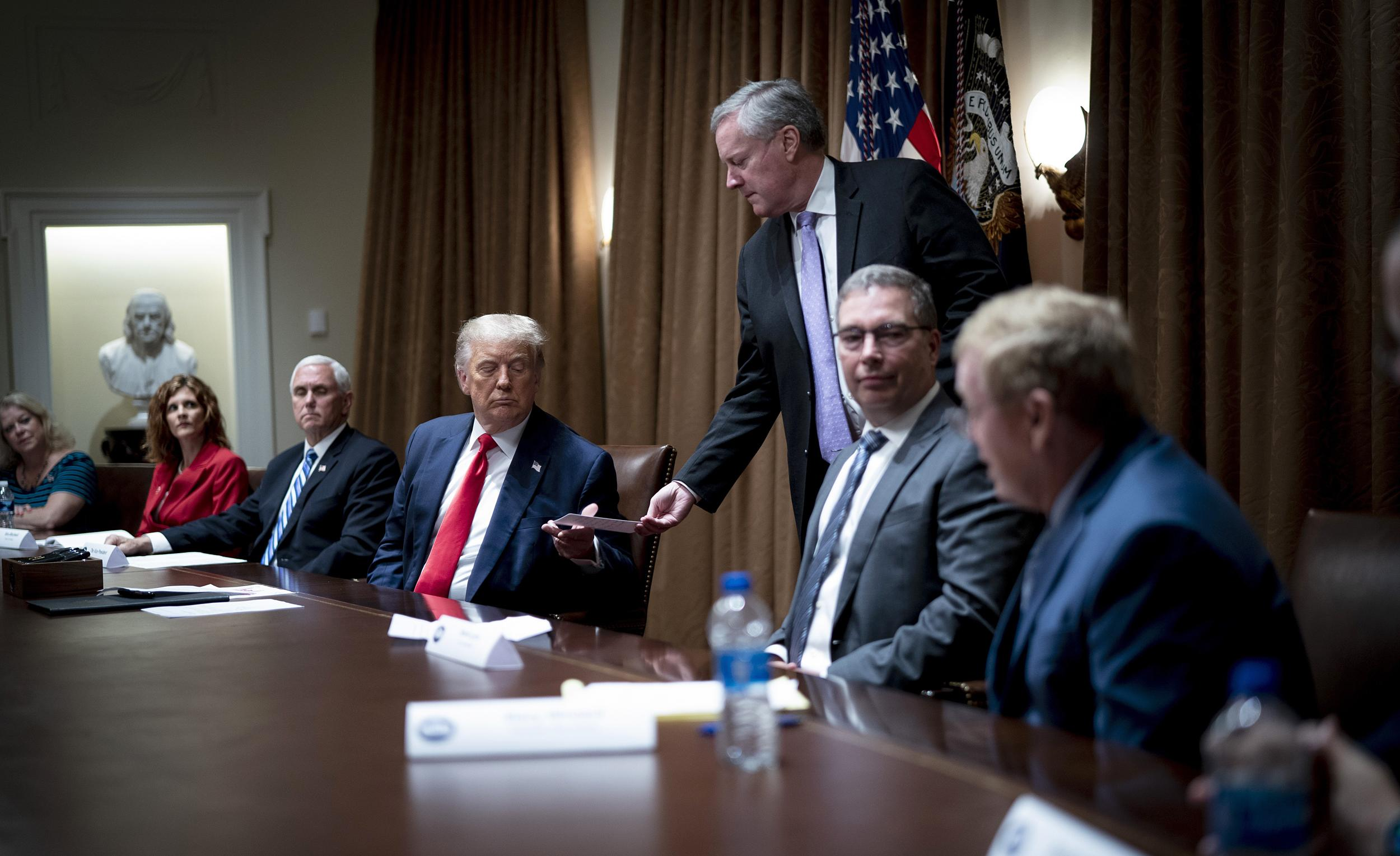 'Art of the deal'? Trump's negotiators are often hard-liners who struggle to close
