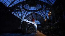 Karl Lagerfeld – Meister der grandiosen Fashion-Shows