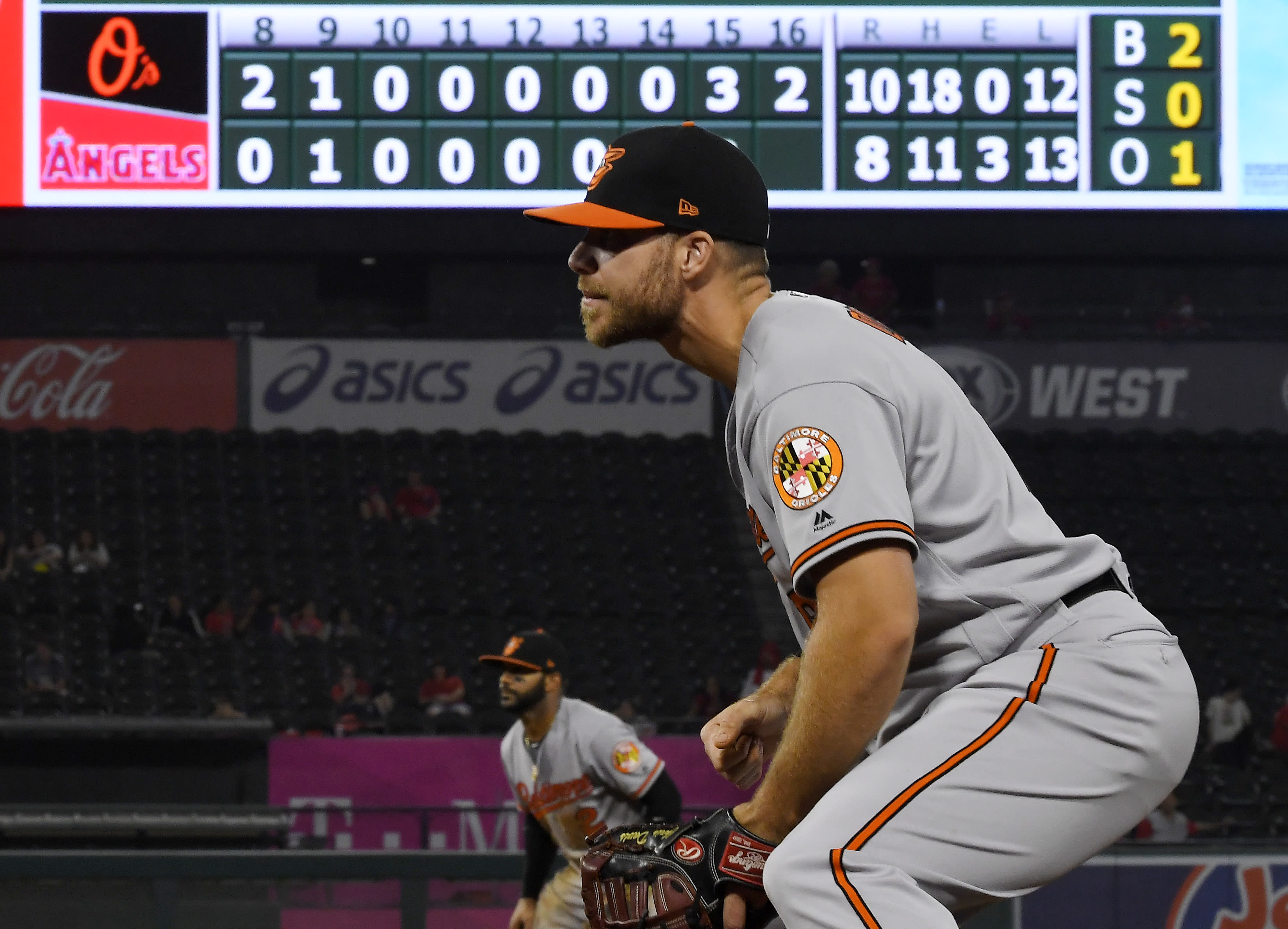 Angels face pitching issues as Orioles hit town