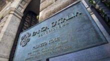 Bankitalia: debito pubblico scende ad agosto