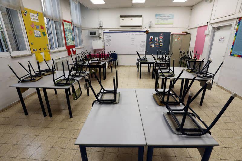 Israel closes schools again as COVID-19 cases surge