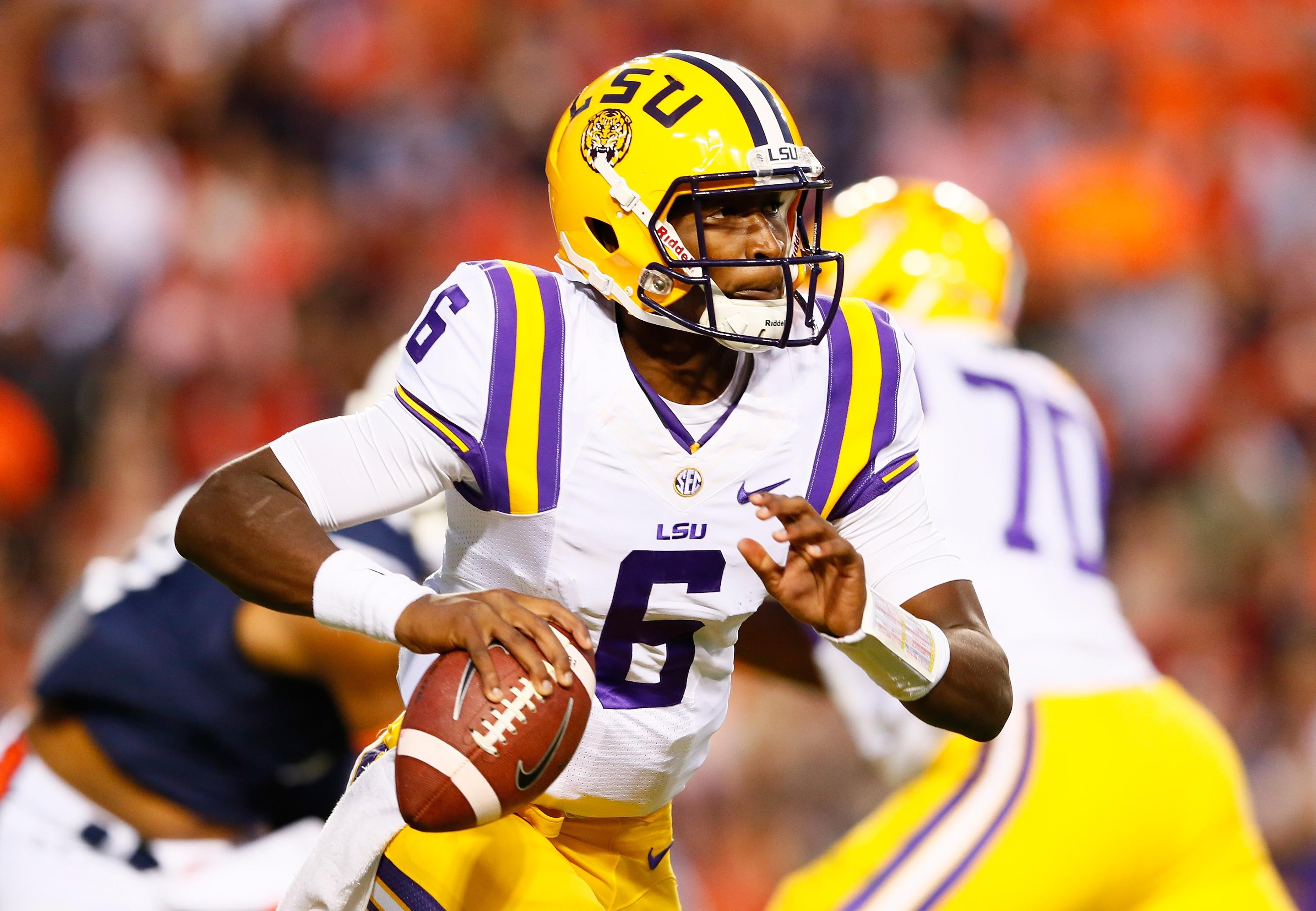 Brandon Harris Injury: Updates on LSU QBs Recovery from