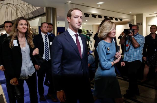 UK Parliament seizes internal Facebook documents