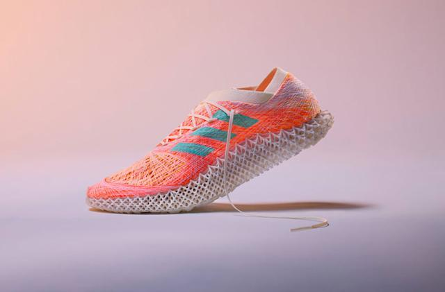 Adidas' Strung shoe is threaded together by a sewing robot