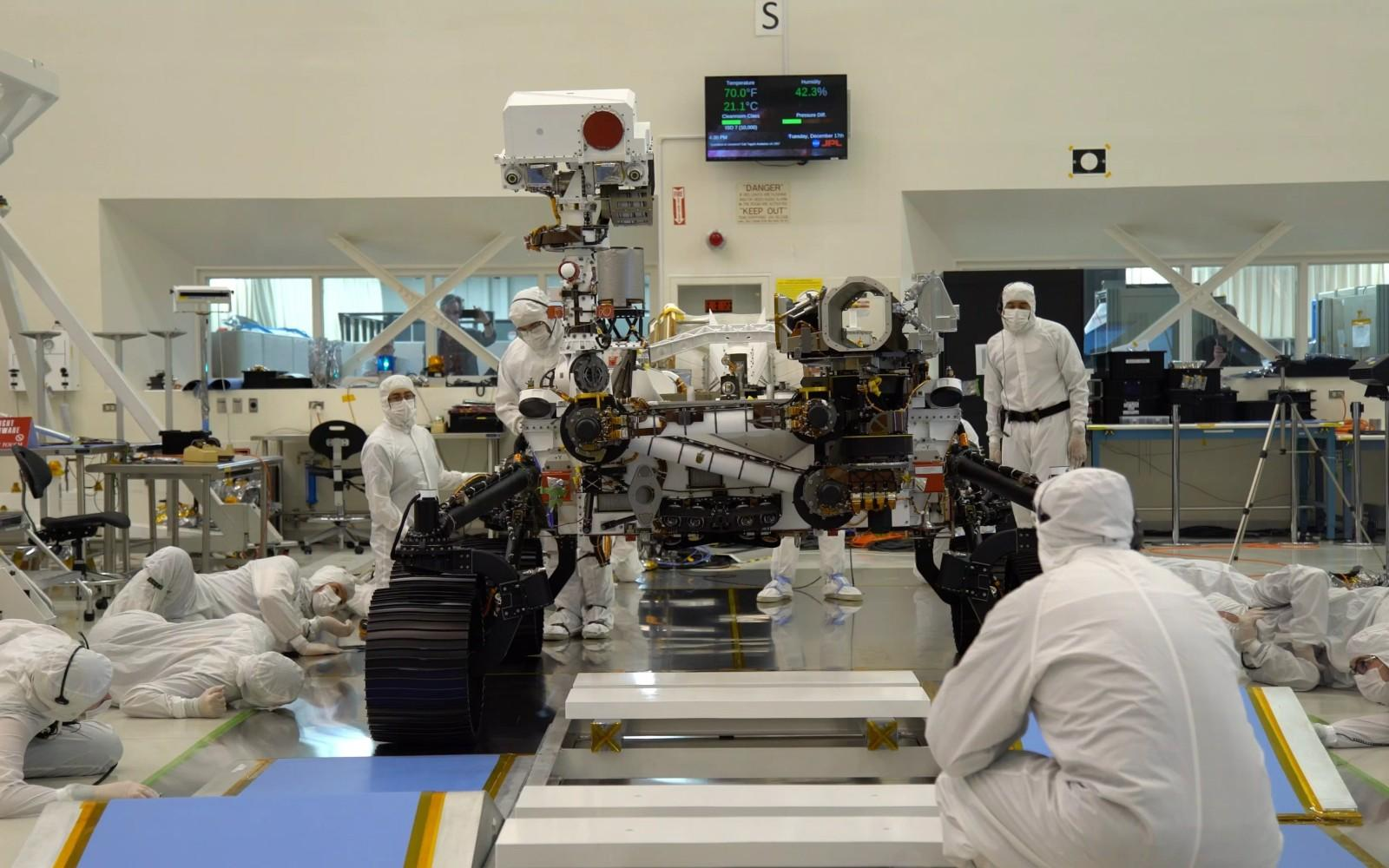 The CPU from Apple's iMac G3 is powering NASA's Perseverance rover | Engadget