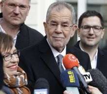 The Latest: German FM pleased with Austrian result