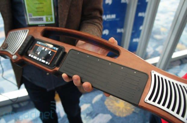 Artiphon's 'Instrument 1' is an iPhone powered multi-instrument, we go hands-on