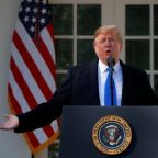 Trump Today: President predicts lawsuits as he declares emergency over border and reports progress on China trade talks